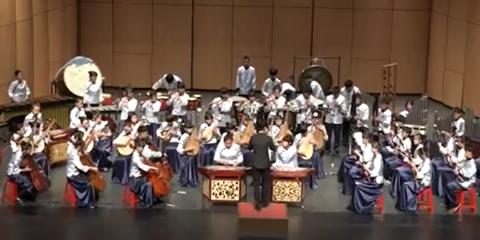 107學年度音樂比賽(大團)-四季紅+十面埋伏